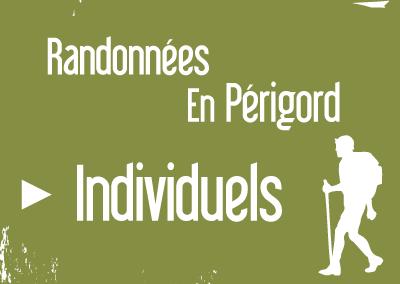 Randonnée en Périgord – Individuels